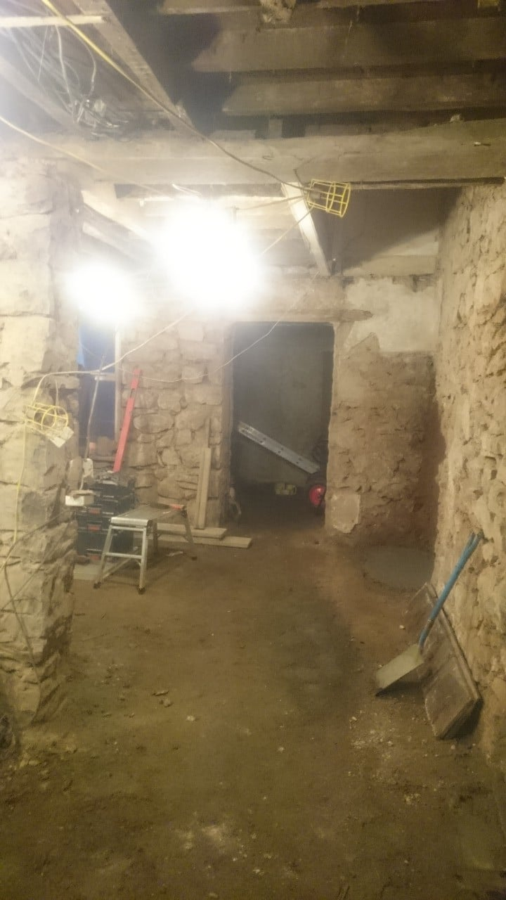 Basement Conversion Into Self Contained Flat Pembroke